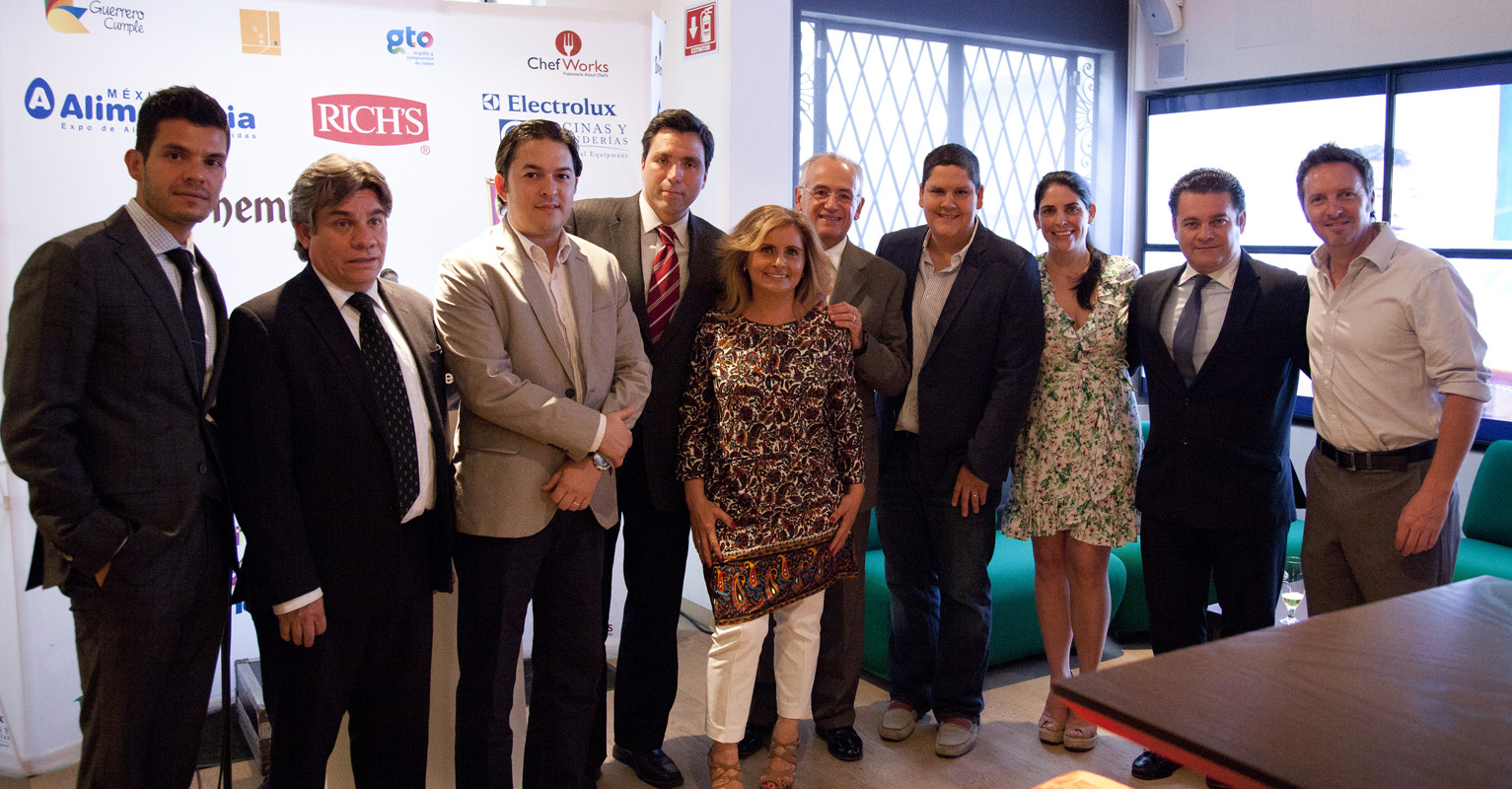 Lanzamiento 4ª edición Cocinero del Año México